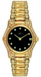 Ebel 1911 Ladies Mini 18K Gold and Diamond Watch