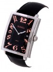 Roberto Bianci Men's Boticelli Black Dial Watch
