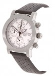 Mount Royal Men's Contoured Round Chronograph Watch