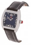 Mount Royal Curved Rectangle Watch - Blue