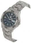 Seiko 5 Men's Blue Dial Steel Watch