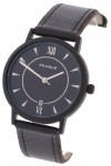 Prague Men's Black Dial Watch