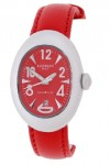 Locman Nuovo Quartz Only Time Women's Red Watch