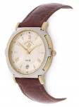 Beverly Hills Polo Club Men's Brown Leather Watch