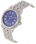 Gevril First Generation Men's Blue Dial Steel Watch