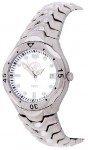 Beverly Hills Polo Club Men's Silvertone Watch