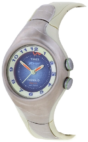 Timex Rush VO2 Women's Indigo Sports Watch | Overstock.com
